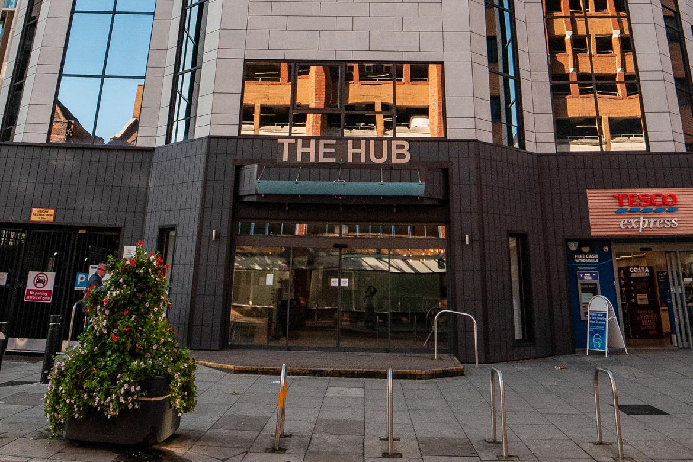 The Hub, Harrow